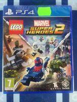 Lego Marvel Super Heroes 2 PL (PS4 / Playstation 4) Nowa, folia