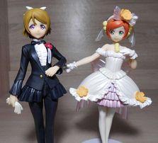 Figurki / Figurka Anime Love Live Koizumi Hanayo / Hoshizora Rin