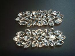 Aplikacje diamentowe ślubne