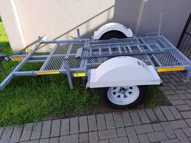 X rad two bike trailer for sale