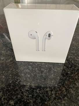 Apple AirPods 2nd Generation sealed in box