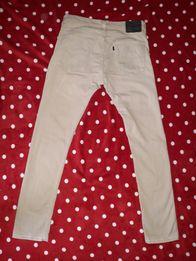 Levis spodnie rurki piaskowe rurki skinny levi's 510 w34 l34 34/34