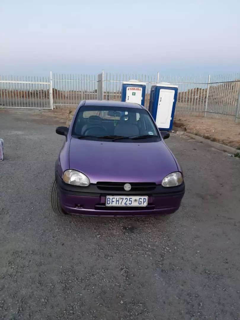 Opel corsa in very good condition 0