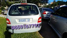 Durban 2002 renault automatic