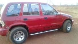 I'm selling my KIA spot age 2ltr the car is used daily