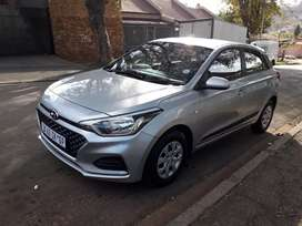 2019 Hyundai i20, 31,000km, service book, manual, engine 1.2