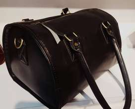 Beautiful buffalo leather bag