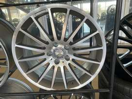 """19"""" C63 Mags & Tyres to fit most Mercedes incl. ML, Vito, Viano .."""