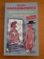 Cezary Harasimowicz - Nieoczekiwana zmiana płci