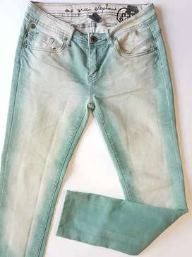One Green Elephant Ladies size 10 jeans