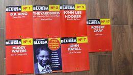 cd -mistrzowie bluesa zeszyt+cd