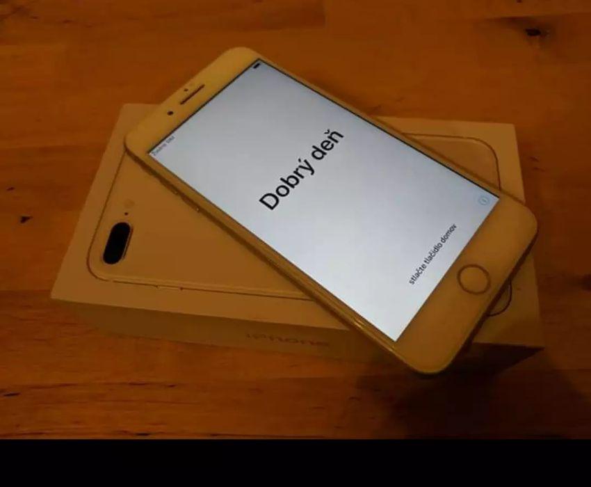 Iphone 8plus white 256GB 0