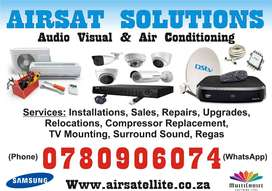 AIRCONDITIONING REPAIRS CAPETOWN AND SORROUNDING AREAS