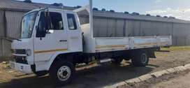 TRUCK FOR SALE IN GOOD CONDITION Engine ADE 352 TURBO 7 TON