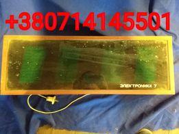 Электронные часы Электроника 7-06К на газоразрядных индикаторах