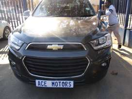 2017 CHEVROLET CAPTIVA 2.2LT
