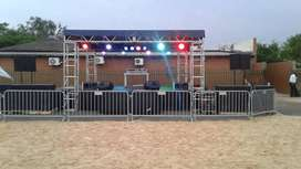 Stage hire R9000
