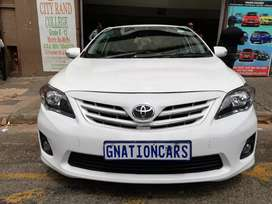 Toyota corolla professional 1.6 2010 for SELL