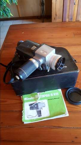Minolta Vintage Movie Camera (Sale Item)