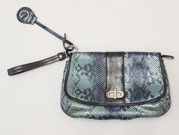 Клатч Goover женская сумочка из натуральной кожи, вечерняя сумка