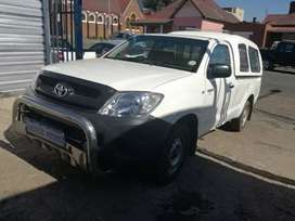 2006 Toyota Hilux 2.0 VVTI single cab