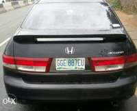6months used honda accord eod 0