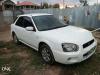 Immaculate clean Subaru Impreza for sale 0