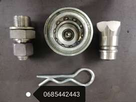Trucks male and female couplings