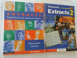 Extracts English Fiction for students