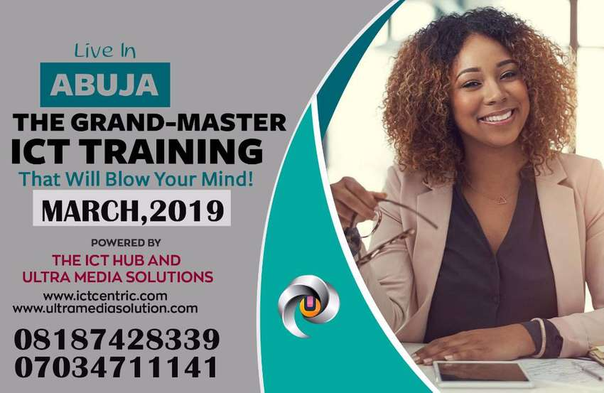 THE ICT DONS ARE COMING TO ABUJA FOR THE POWERFUL TRAINING IN DMM 0