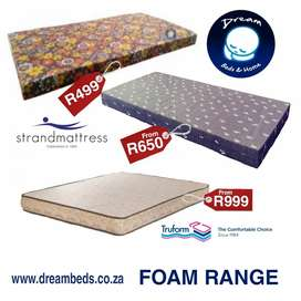 Single Mattresses  for sale from R499