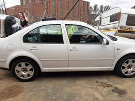 Jetta 4 non runner for parts,good condition. Engine seized on route