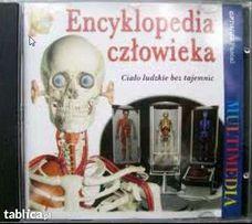Encyklopedie multimedialna człowieka, kotów i ptaków + gratis na CD