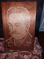 Портрети деревяні старовинні