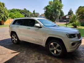 Jeep Grand Cherokee 2013 new spec, ODO 70 000, Perfect Condition