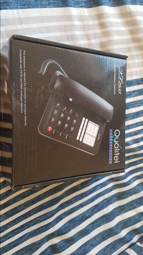 TWO Telephones for business or home use 0