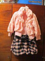Продам платье на девочку 4-5 лет