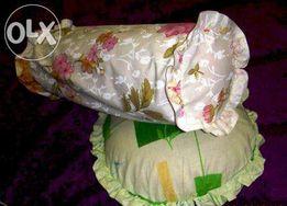 Чистка подушек и реставрация одеял, перин в Донецке