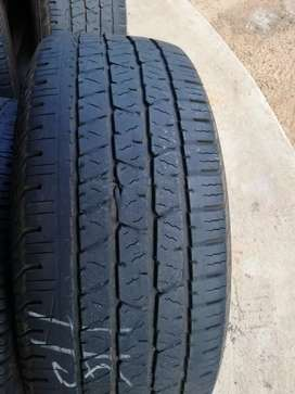 Continental tyres from Wild Track (265/60/R18)
