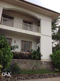 Newly Build 5 bedroom fully detached duplex with 2 bedrooms,wuse 2 abj 0
