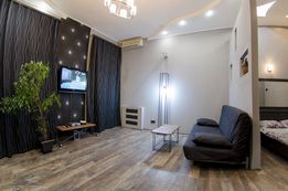 Посуточная аренда своей 1к квартиры в центре Киева ул.Прорезная #106
