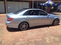 Image of AMG Mercedes Benz DSG automatic gear in Kempton park