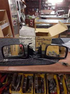 VW Golf 2/ Jetta 2 mirrors R395 each