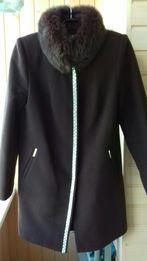 Элегантное зимнее пальто Kornev 46 размер