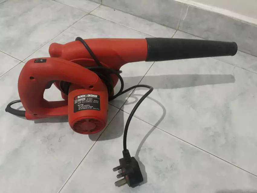 Black and Decker blower 0