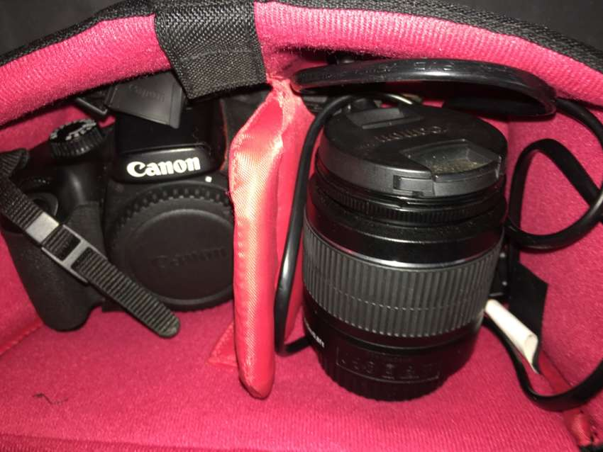 Canon EOS 4000D (Dslr) 18 mp 0