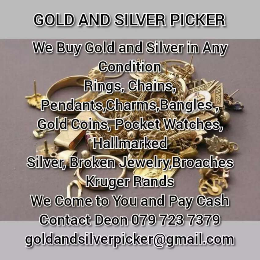 Gold and Silver wanted!! 0