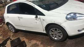 Fiat punto stripping for parts at sheeraz auto spares