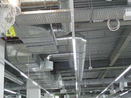 Вентиляция и кондиционирование под ключ.