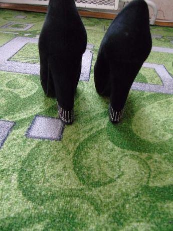 Туфли черные Doreen Doris 37 р. Мелитополь - изображение 2